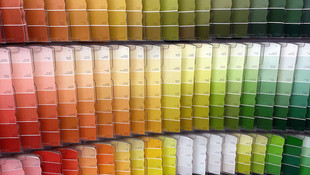 Tips for picking the perfect paint color