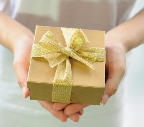 The gift of a word