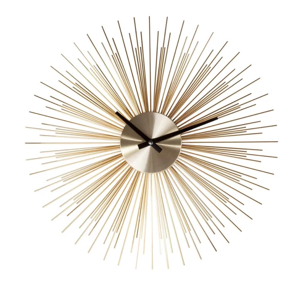 Wayfair urchin clock