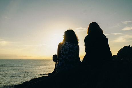 The meaning of alone together
