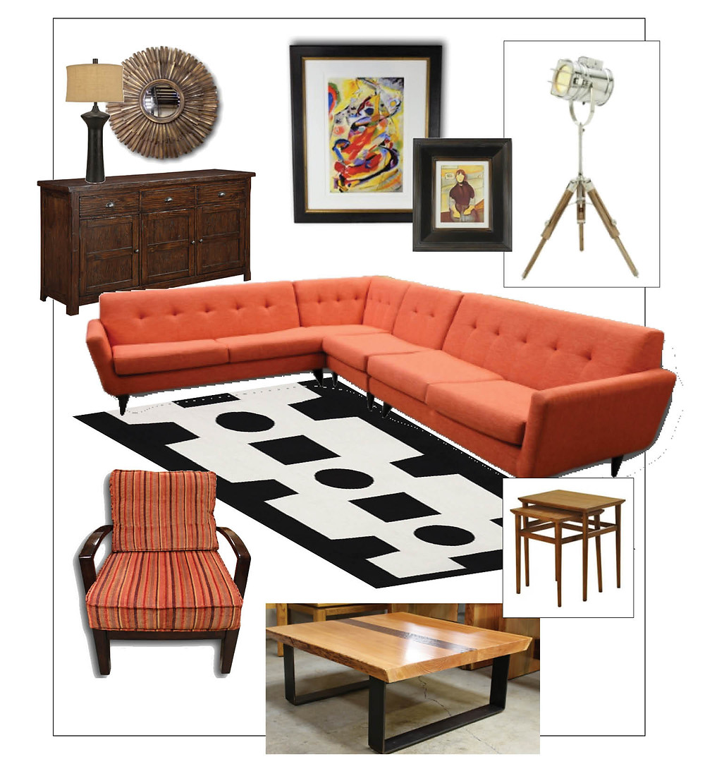 consignment furniture shopping
