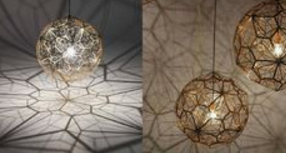 geometric light fixtures