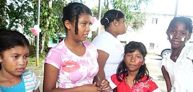 Help girls in Oaxaca