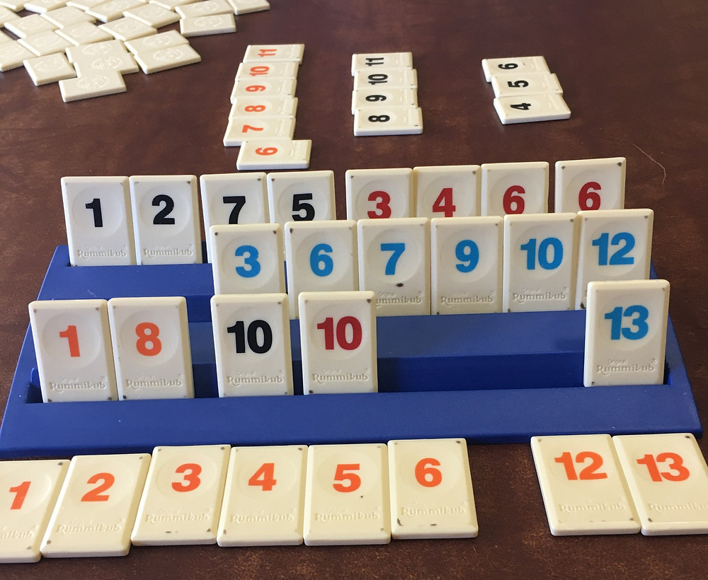 rummikub table game