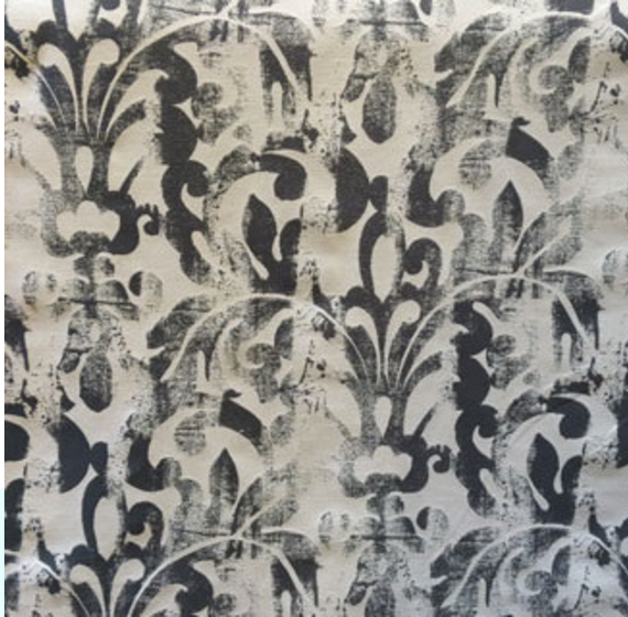 gray upholstery fabric