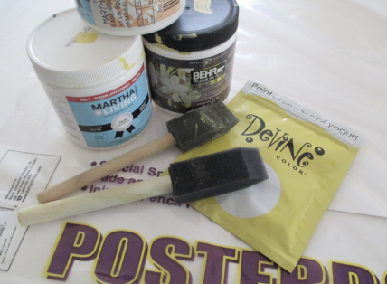 picking a paint color