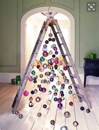humorous Christmas tree