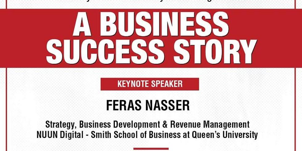 Tu Espacio: A Business Success Story featuring Feras Nasser