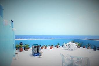 Casa D'Mar - Ponta do Sol - Santo Antão - Cap Vert - Maison d'hote - Guesthouse - Hotel - Hébergement - Terrasse - Billard