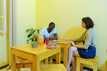 Casa D'Mar - Ponta do Sol - Santo Antão - Cap Vert - Maison d'hote - Guesthouse - Hotel - Hébergement - Activité - Jeux