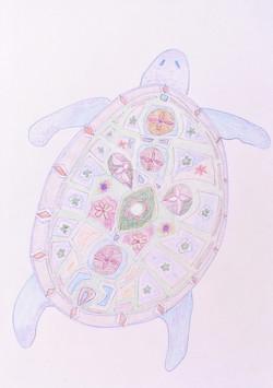 Turtle Totem 3