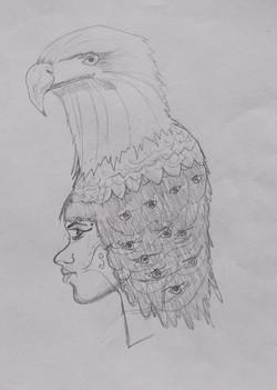 Eagle Totem1