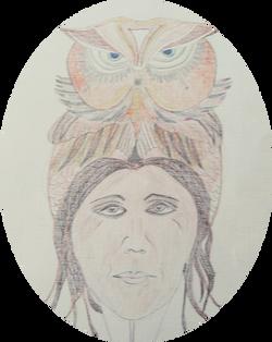 Eagle Owl Totem 2