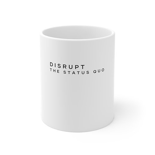 DTSQ Mug - Small 11oz