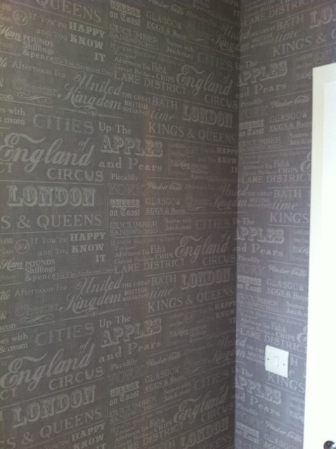Orpington wallpapering