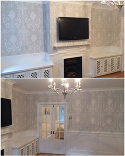Bromley Decorator Wallpaper