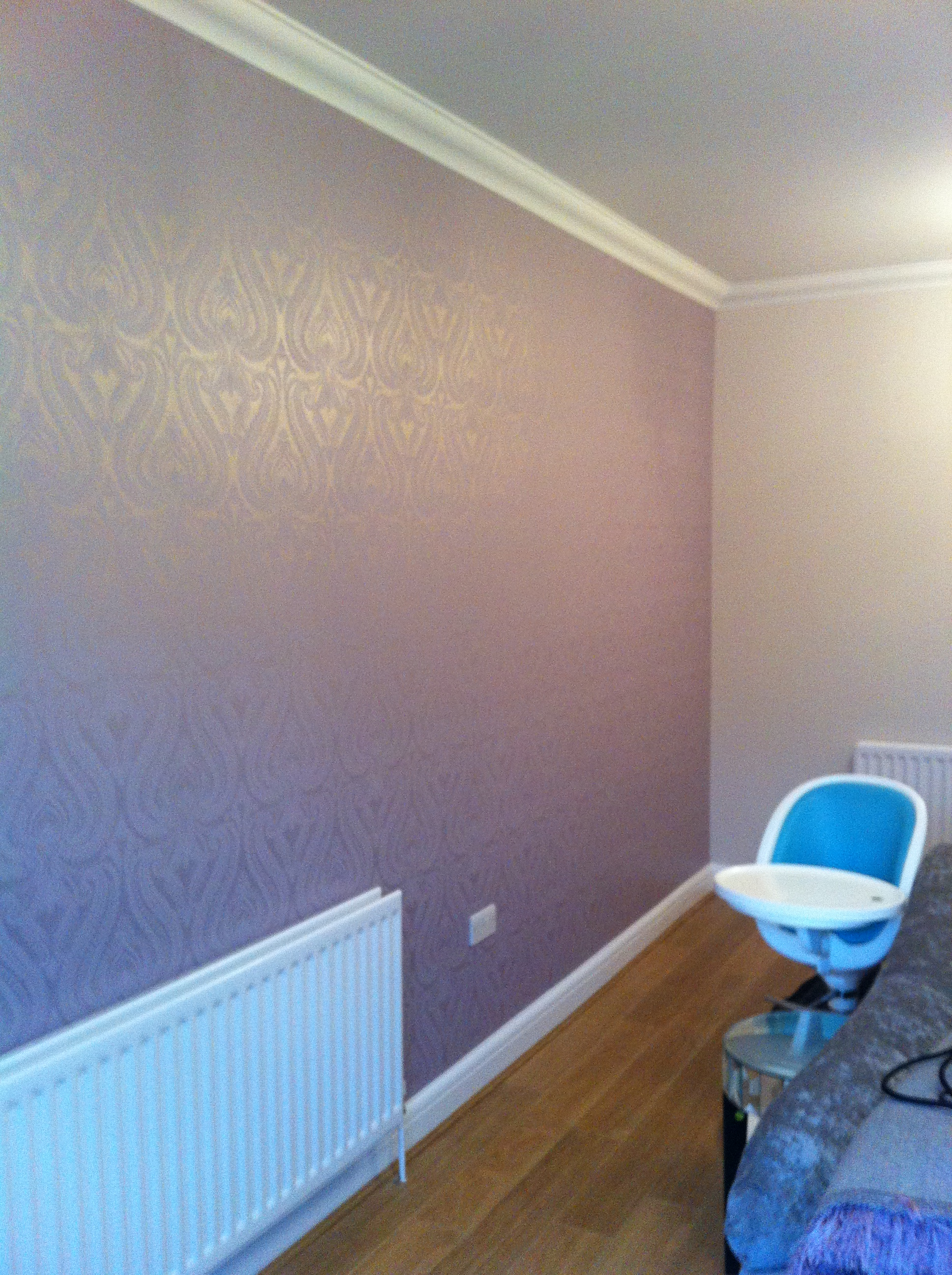 Bromley wallpapering