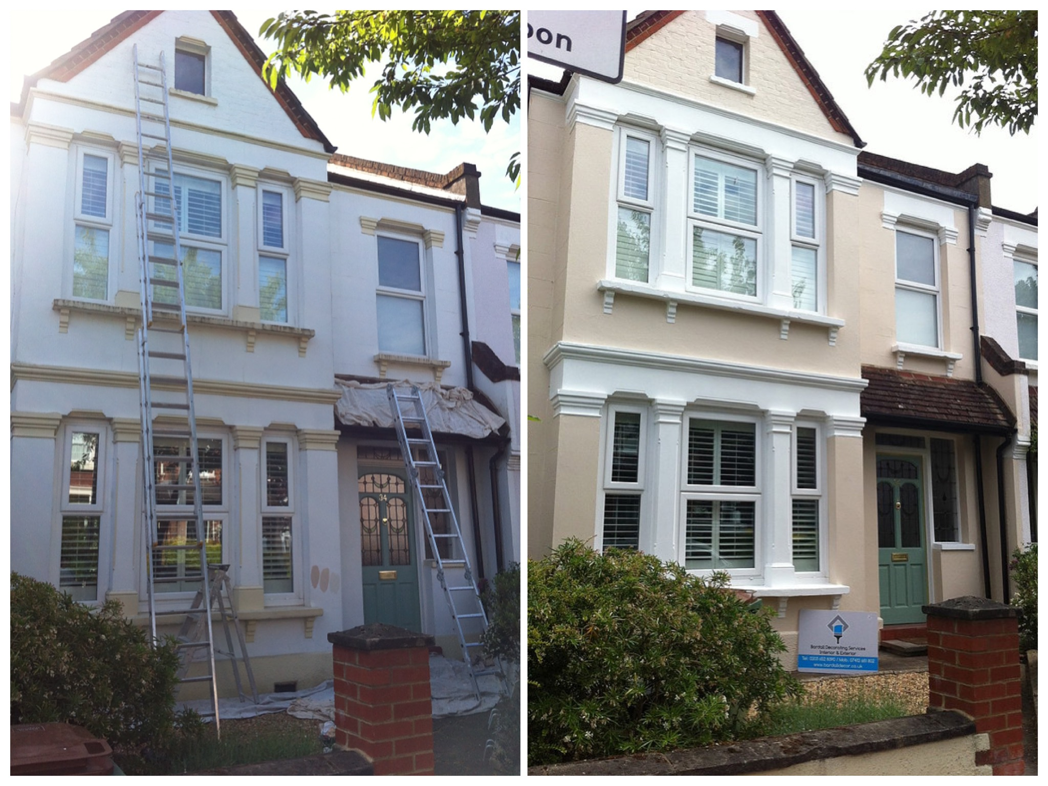 Exterior Decorators Beckenham