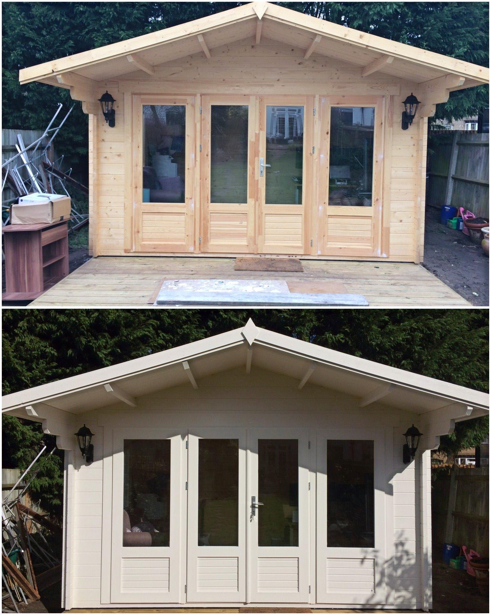 Cabin in Beckenham