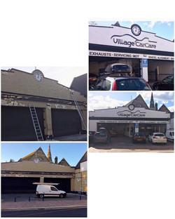 Beckenham exterior decorators