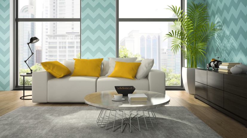LifeNcolors-best-geometric-wallpaper-shevron-zigzag-blue