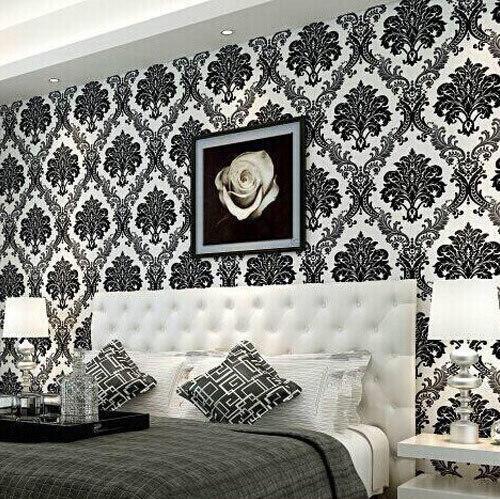 LifeNcolors-Damask-pattern-wallpapers-black