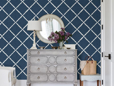 6 Steps to Choosing the Perfect Wallpaper