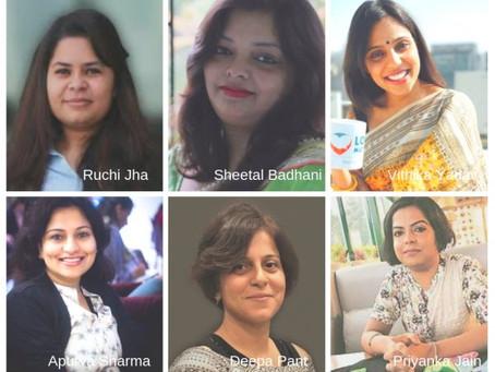 DigitalWomenAwards: The Burgundy Achievers 2018 includes Elate Wellbeing Founder Apurva Sharma