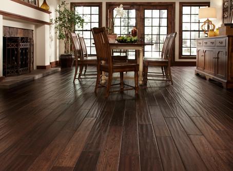 Benefits of wooden flooring over tiles