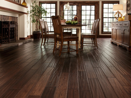 Benefits of wooden flooring over tiles
