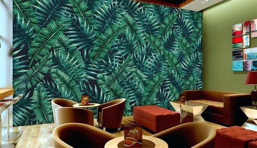 LifeNcolors-best-3D-wallpaper-green-leaves