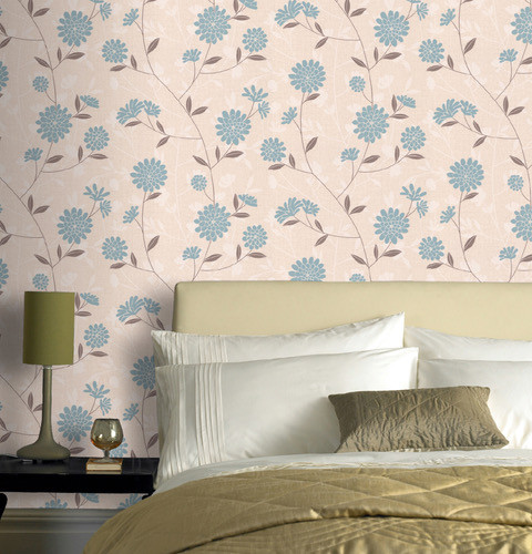 Life N Colors Floral Wallpapers for Bedroom