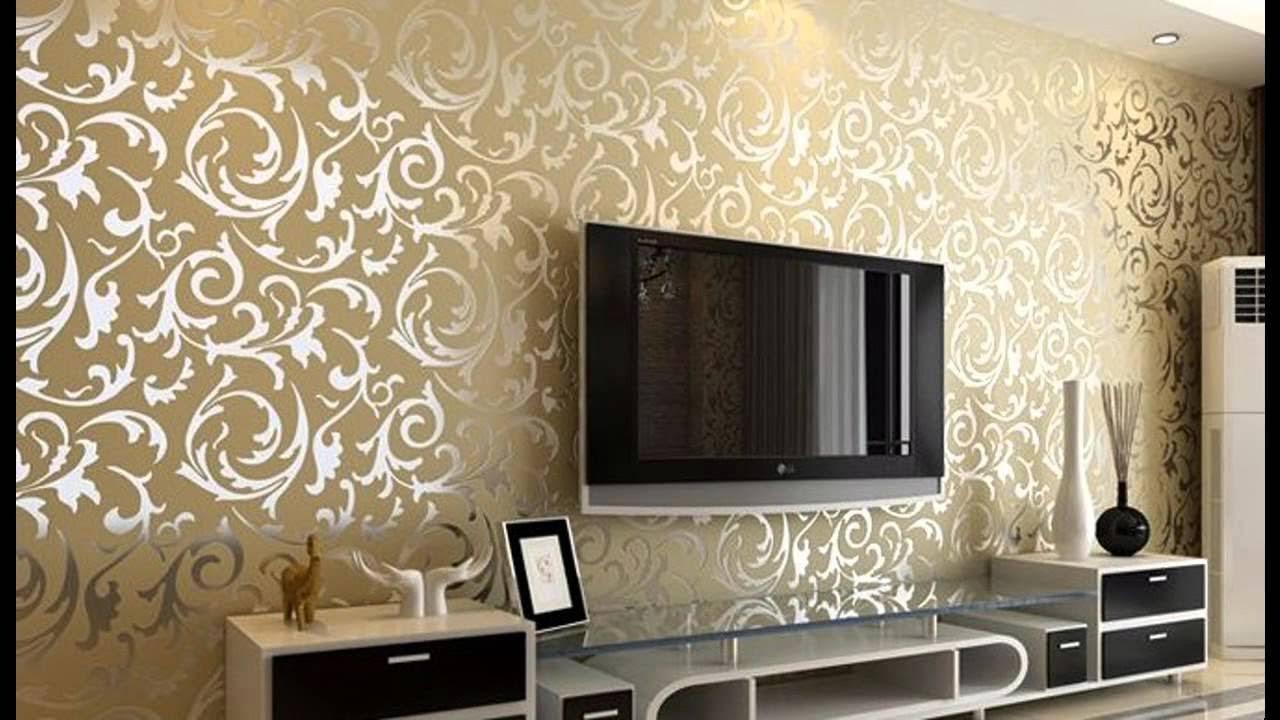 LifeNcolors-best-wallpaper-branded-luxury-pattern-golden-floral