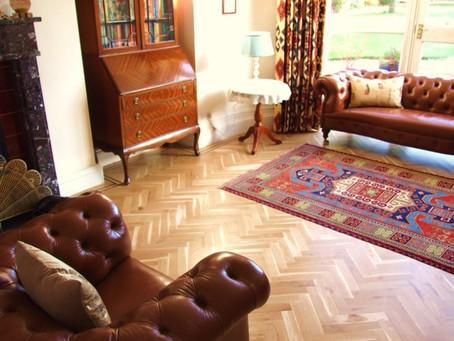 Latest trends in wooden floorings