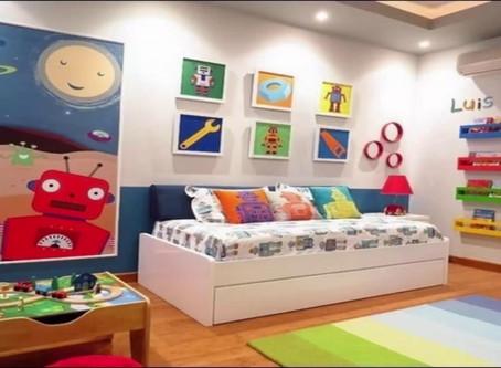 Trendy Kids Room Ideas on a Budget