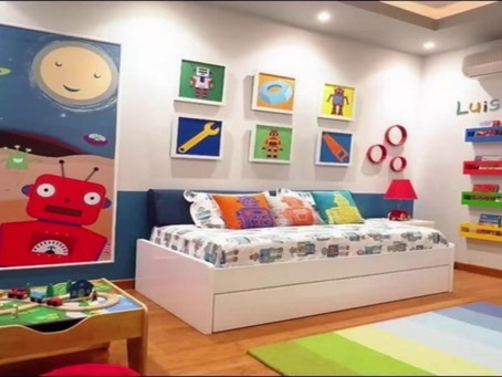Trendy Kids Room Ideas on a Budget