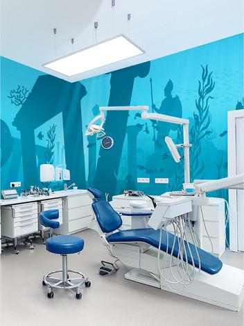 Murals for Dental Treatment Room