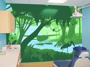 Pediatric Treatment Room