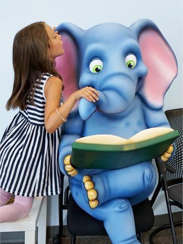 Elephant Photo Op