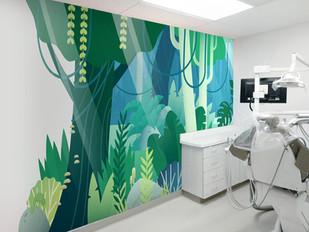 Rainforest Treatment Room
