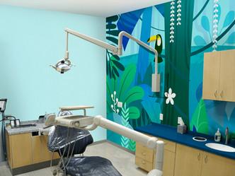 Rainforest Private Treatment Room