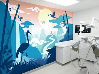 Eastern Landscape Treatment Room