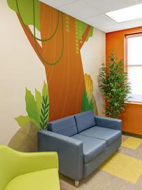 Jungle Tree Wall Graphic