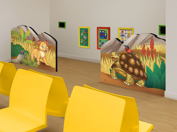 Kids Area Dividers