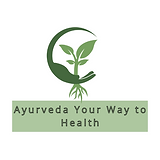 Ayurveda Your Way to Health logo.png