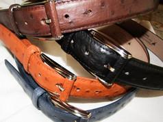 Ostrich Belts