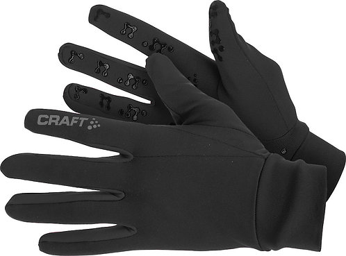 2019AW 1902955 Thermal Multi Grip Glove 1999 ブラック XSサイズ