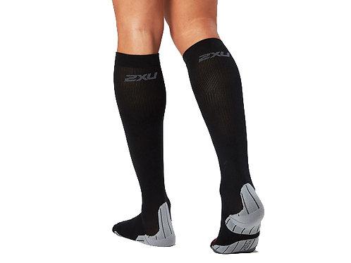 MA2440e Recovery Socks BLK/BLK Mサイズ