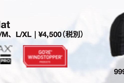 2019AW 1904514 2.0 WS Hat 9999 ブラック L/XLサイズ