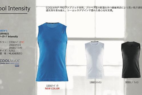 2019SS 1904921 ノースリーブ Intensity 1900 ホワイト Sサイズ